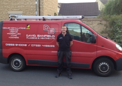 David Banfield - plumber and gas heating engineer